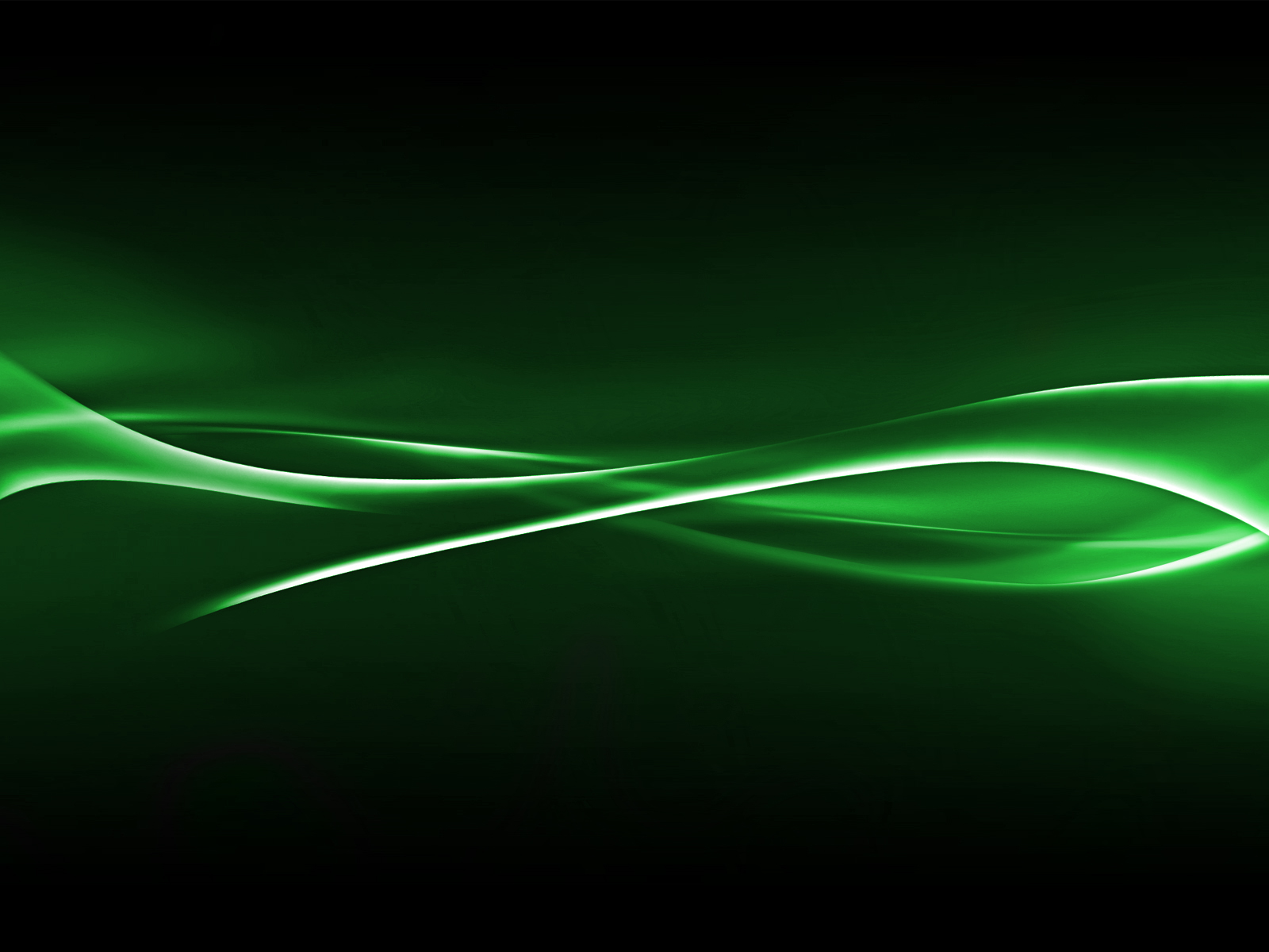 Mozilla Firefox Wallpaper 3d Wallpaper Stream Of Light Green Xp Yahhh