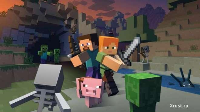 Мониторинг серверов Minecraft 1.5.2