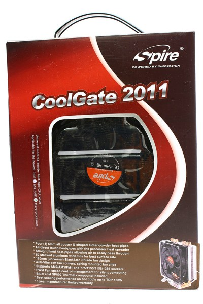 Spire Coolgate