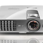BenQ W1080ST 1080p 3D DLP projector review