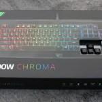 Razer Blackwidow Chroma review: a rainbow of possibilities