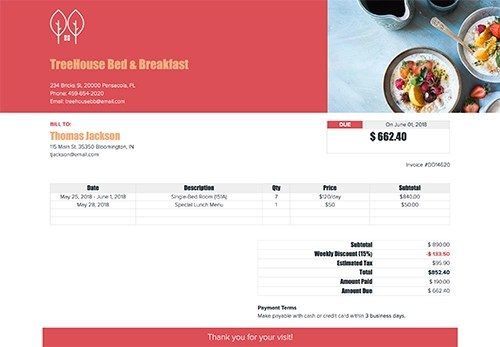 How to Make an Invoice Xtensio
