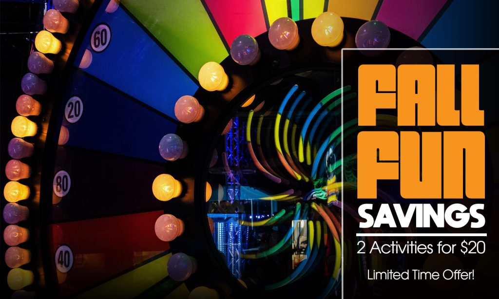 Fall Fun Savings Xtreme Action Park Fort Lauderdale
