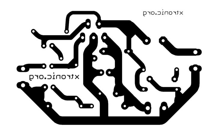 buy printed circuit board for lm741 ne531n