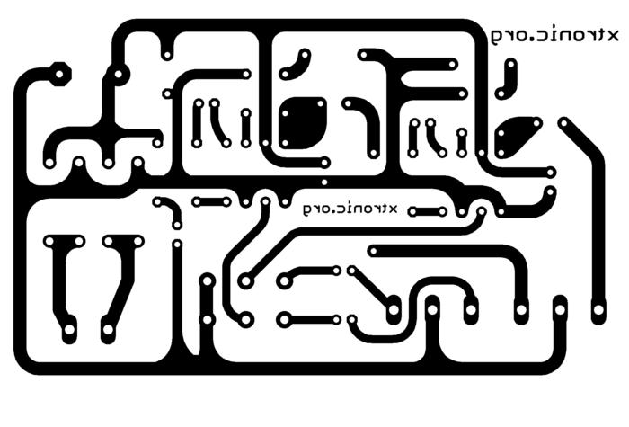 control board pcb layout pdf diagrams