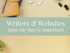 Writers and Websites: The Importance of Owning Your Brand on the Internet