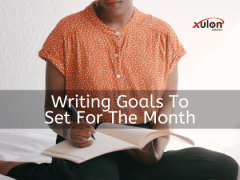 Writing Smart Goals for the Month