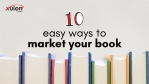 10 Easy Book Marketing Tips
