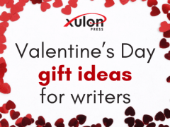 Valentine's Day Gift Ideas for Writers