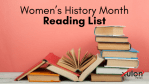 Women's History Month Reading List