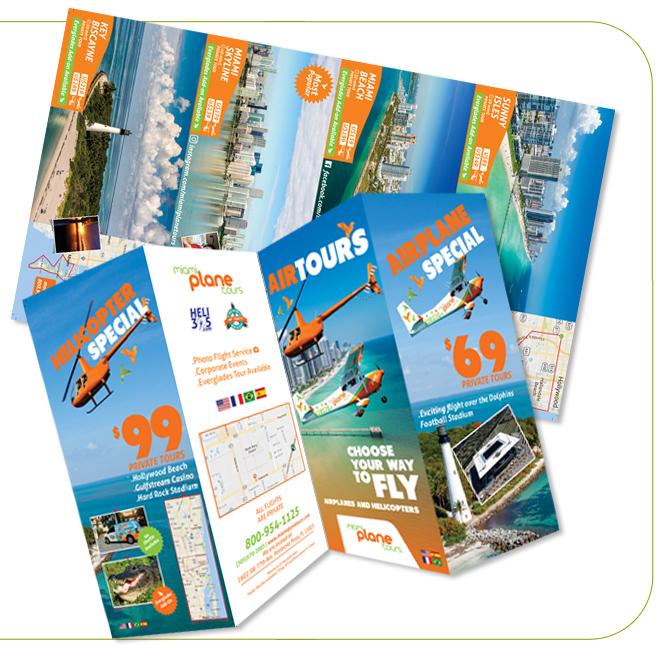 Accordion Fold Brochures - accordion fold brochure