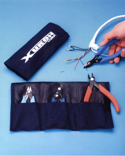 Industrial Tools - Xuron Corp - Maker of hand tools for electronics
