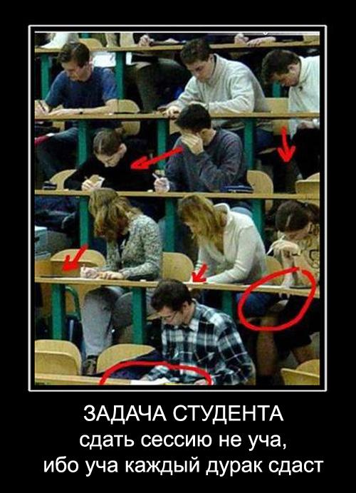 Смешные картинки про студентов8