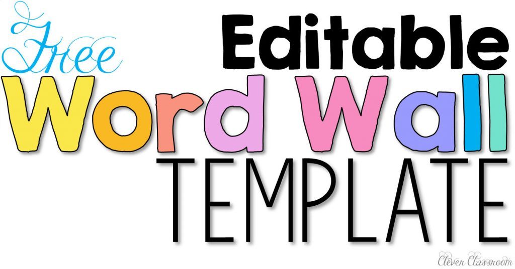 Wall Word Wall Transparent  PNG Clipart Free Download - YA-webdesign