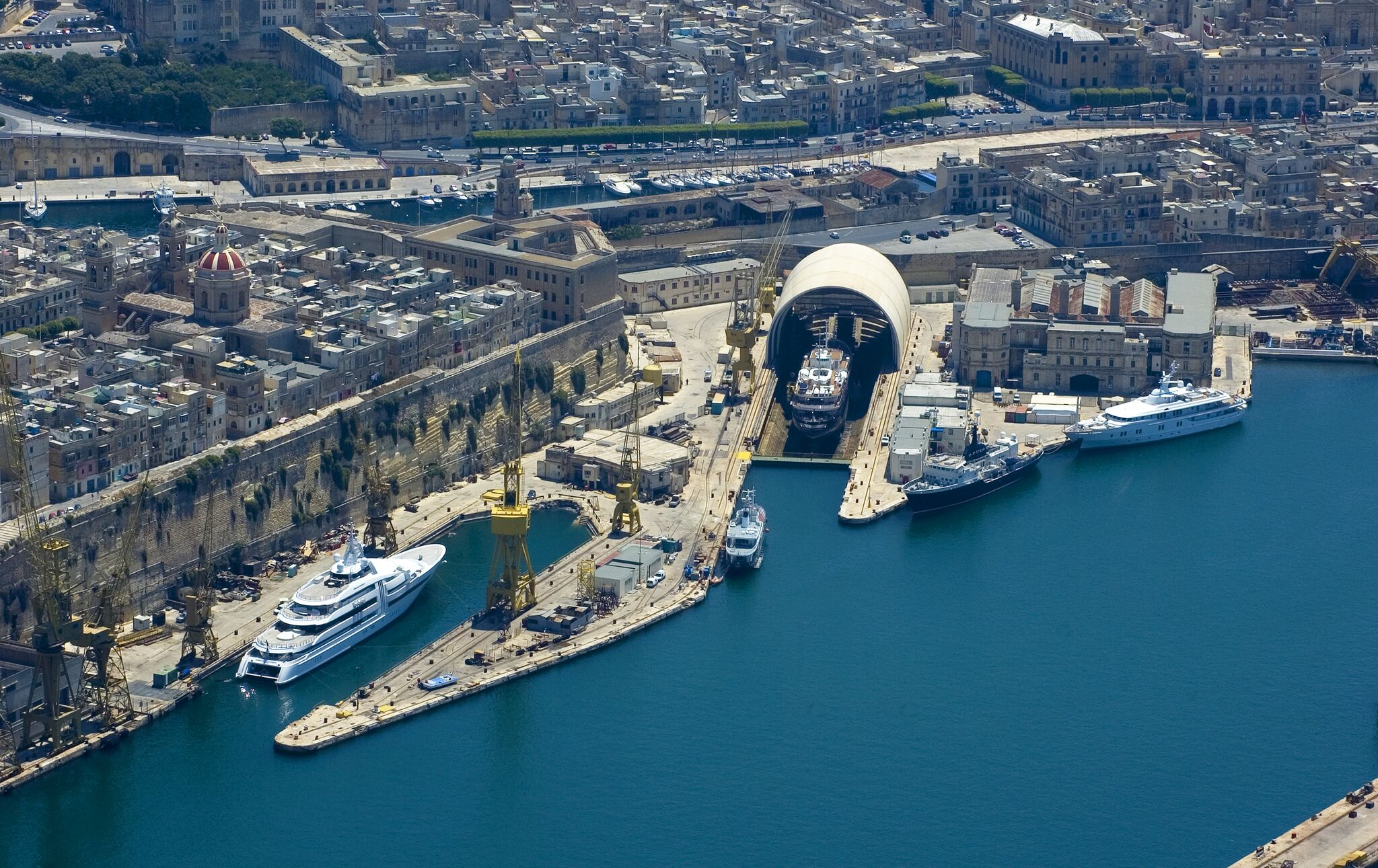 Sicily By Car Ancona Palumbo Group Acquires Isa Yachts For 11 Million Yacht