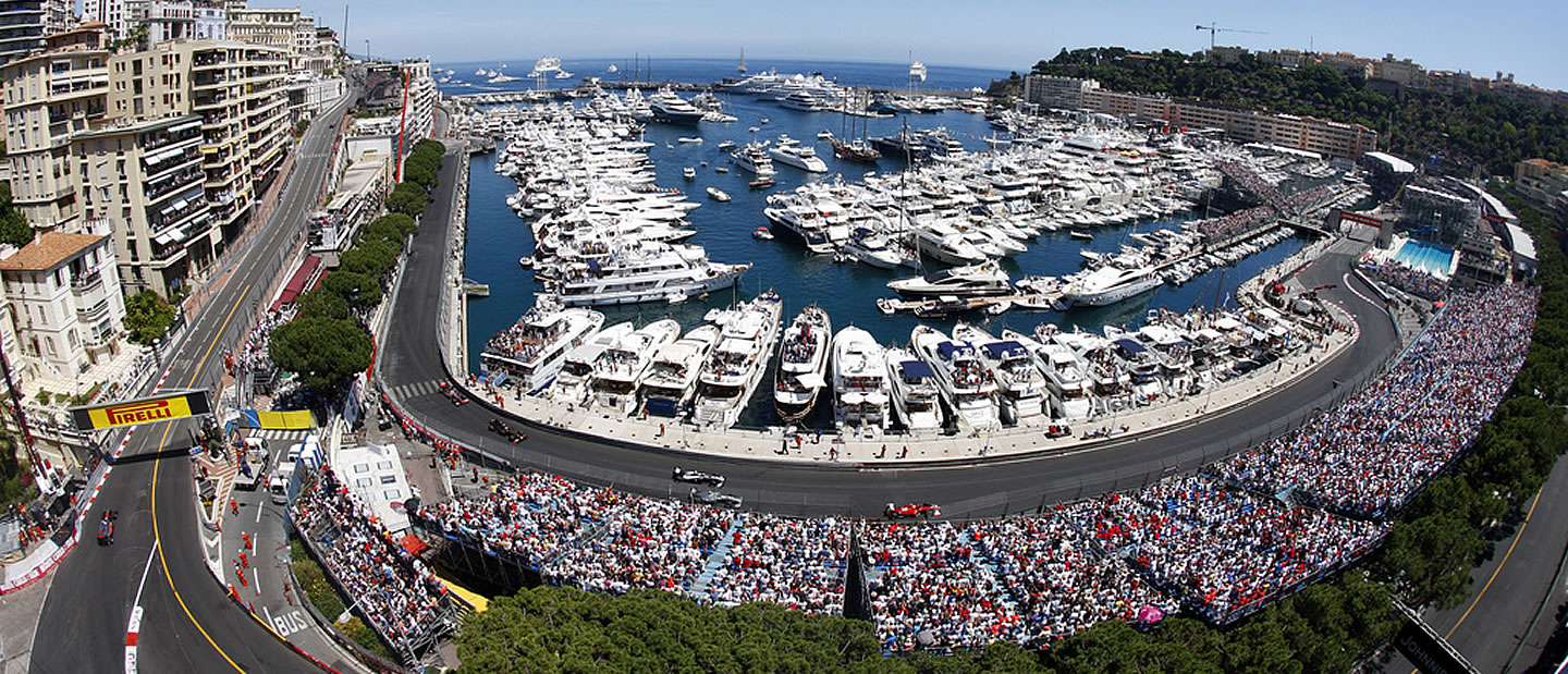 Terrasse Du Port Monaco Grand Prix De Monaco Location De Yachts Monaco Yachts Events