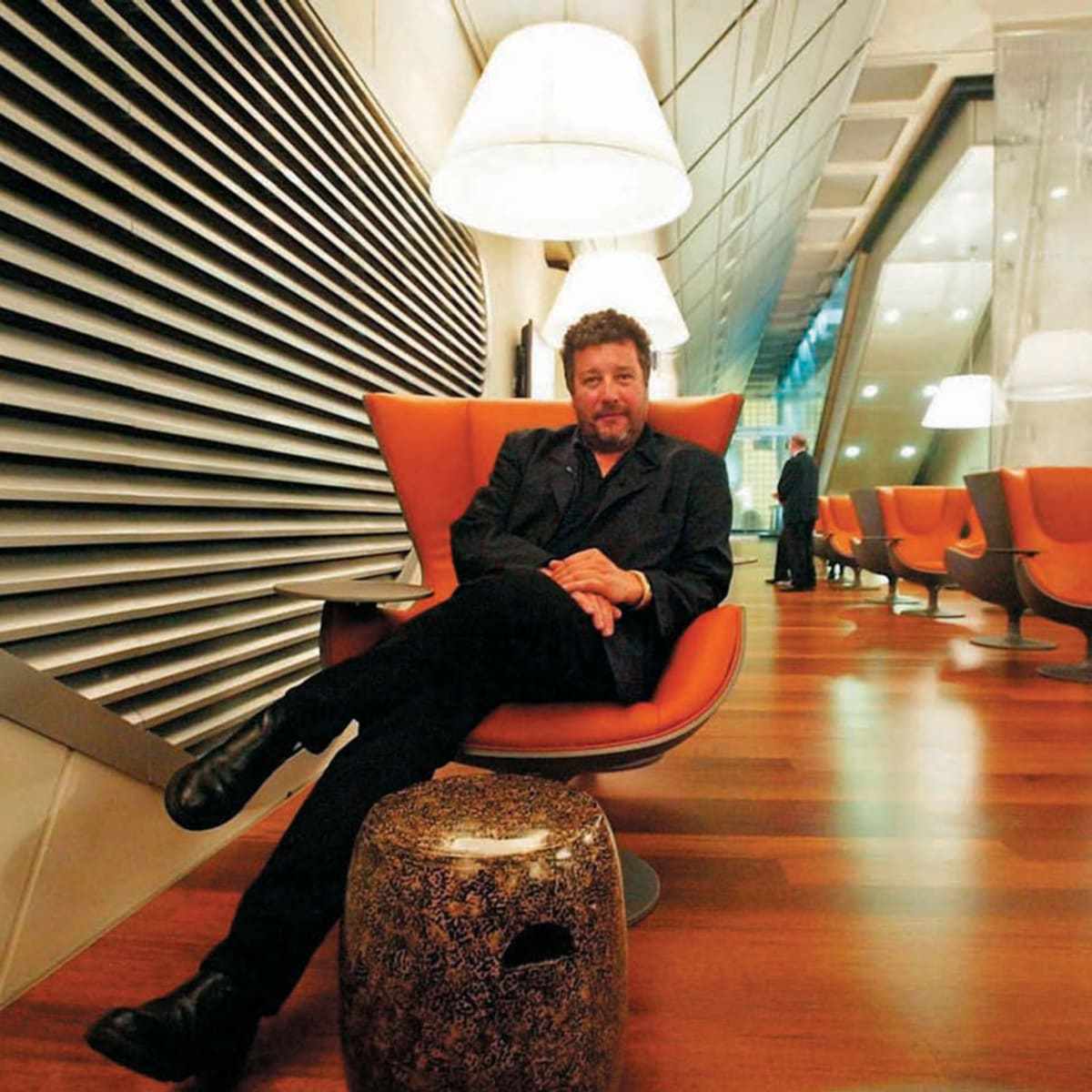 Philippe Starck Speaks His Mind Yachts International