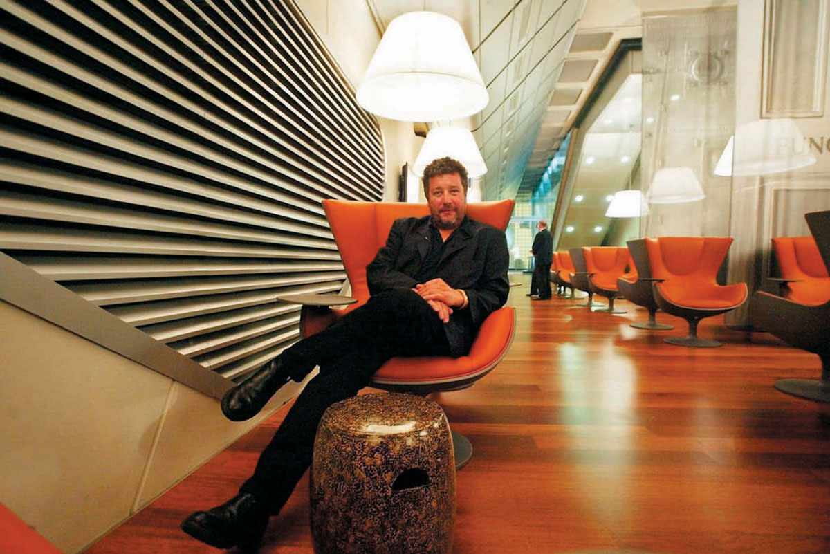 Philipp Stark Philippe Starck Speaks His Mind Yachts International