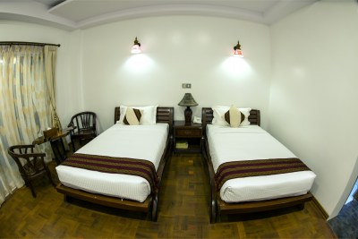 Villa Twin Bed