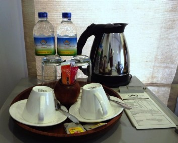 coffee & Tea (n room facility)