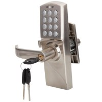 Digital Electronic/Code Keyless Keypad Security Entry Door ...