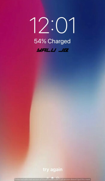 Download iPhone X iOS 11.2 Live Wallpapers for free