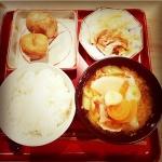 土井善晴先生の料理教室 10月のごはん、11月の里芋