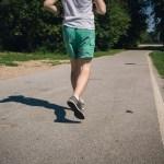 右足首が訴える。「ろくに練習もせずに100キロとか目指すんじゃないよ。」 #98