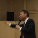 西川りゅうじん氏の講演会に行きました。ちょっとした工夫と、一歩踏み出す勇気をもつ。 #228