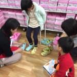 靴屋で子供の靴を買いました。ネット販売では得られないサービスとは? #588