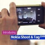 Nokia Shoot & Tag, Aplikasi Video Capture dan Playback dengan Scene Tag