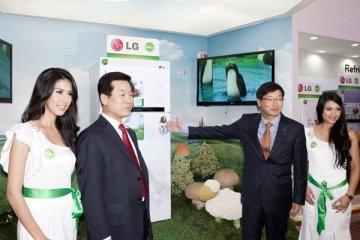 Rangkaian Produk LG terbaru 2012-14