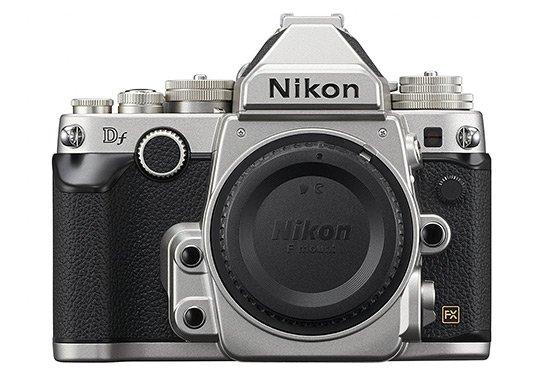 Nikon Df depan