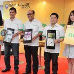 Nexian Luncurkan 3 Smartphone Baru di Pekan Raya Jakarta