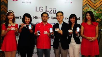 LG L20 launch