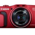 Review Canon Powershot SX700HS