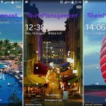 Tip: Tampilkan Wallpaper Indah di Layar Kunci Samsung GALAXY S4