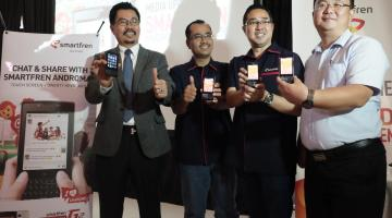 smartfren andromax g2 touch qwerty launch