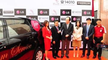 LG Premium Service - Sept 2014