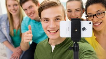 satechi selfie arm-2