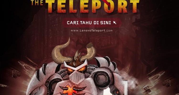 Lenovo The Teleport