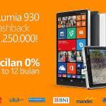 <em>Pre-Order</em> Lumia 930 Sekarang dan Dapatkan Harga & Bonus Spesial