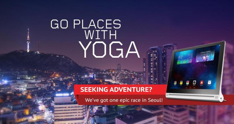 go places with yoga