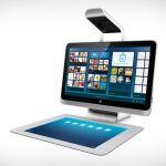 HP Sprout: PC AIO Kreatif Pertama di Dunia dengan Proyektor 3D
