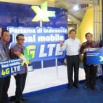 XL Luncurkan Layanan 4G-LTE di Jakarta