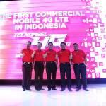 Telkomsel Luncurkan 4G LTE di Jawa dan Bali