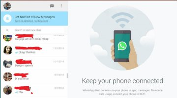 whatsapp web chat