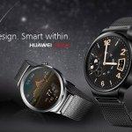 [MWC 2015] Huawei Watch: Andalkan Layar Kristal Safir dan Desain Klasik