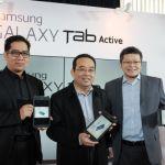 Sasar Segmen Profesional, Samsung Hadirkan Galaxy Tab Active