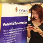 Indosat Kenalkan Layanan M2M Vechicle Telematics  untuk Memantau Kendaraan Operasional